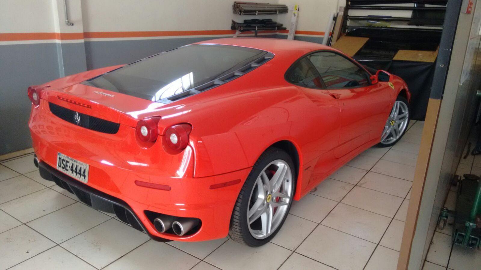 Talento-automotivo-cascavel-pr-Ferrari 360 Modena
